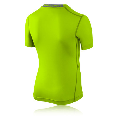 Nike Pro Core Junior Short Sleeve Compression Running T-Shirt picture 2