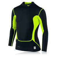 Nike Pro Hyperwarm Dri-Fit Max Junior Compression Running Top