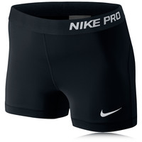 Nike Pro Women's 3 Inch Compression Training Shorts - HO14