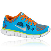 Nike Free 5.0 LE (GS) Junior Running Shoes