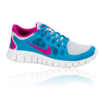 Nike Free 5.0 (GS) Junior Girls Running Shoes - SP14