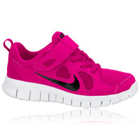 Nike Free 5.0 (PSV) Junior Girls Running Shoes - SP14