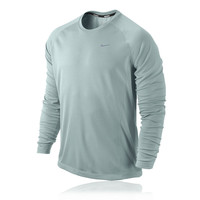 Nike Miler Dri-Fit UV Long Sleeve Running Top - SP14