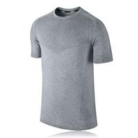 Nike Dri-Fit Knit Short Sleeve Running T-Shirt - HO14