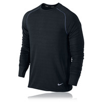 Nike Dri-Fit Sprint Crew Long Sleeve Running Top - HO14