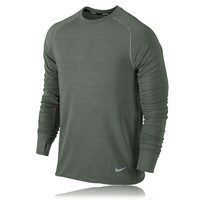 Nike Dri-Fit Feather Fleece Long Sleeve Top - SP14