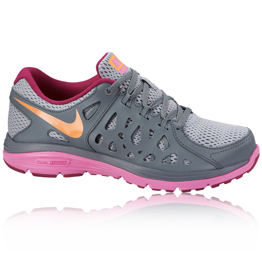 nike dual fusion run 2 women 39 s running shoes 38 off. Black Bedroom Furniture Sets. Home Design Ideas