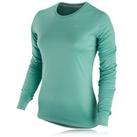 Nike Miler Women's Long Sleeve Running Top - SP14