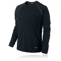 Nike Dri-Fit Women's Feather Fleece Crew Top - SP14