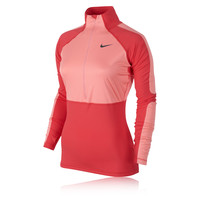 Nike Shield Pro Hyperwarm Women's Half-Zip Long Sleeve Compression Top