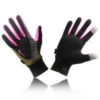 Nike Elite Storm Fit Tech Women's Running Gloves