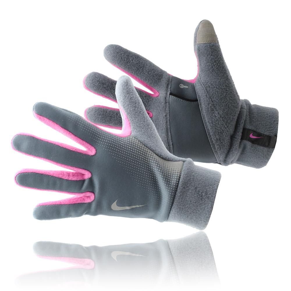 Nike Thermal Gloves: Nike Tech Thermal Women's Running Gloves