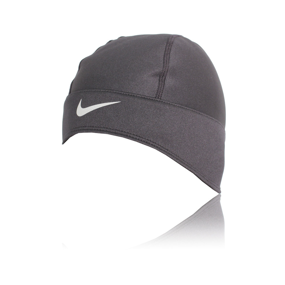 nike dri fit thermal s running hat and gloves set
