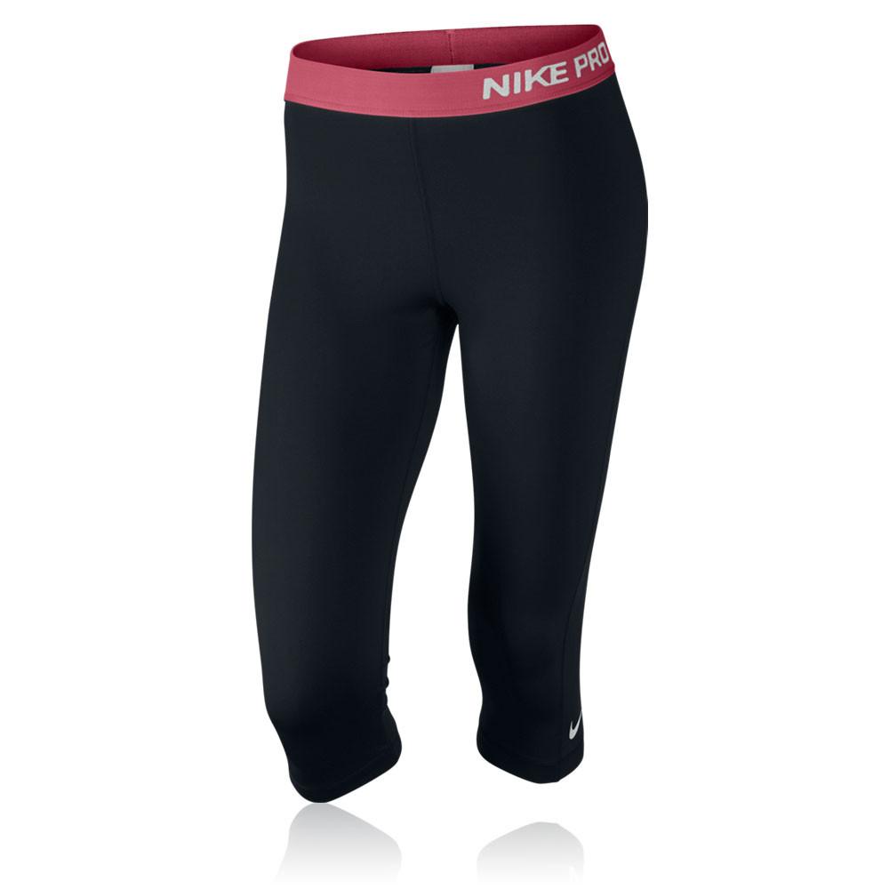 nike pro women 39 s capri running tights. Black Bedroom Furniture Sets. Home Design Ideas