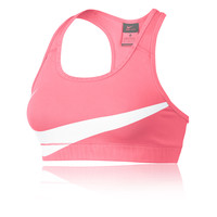 Nike Victory Women's Compression Logo Support Sports Bra - SU14