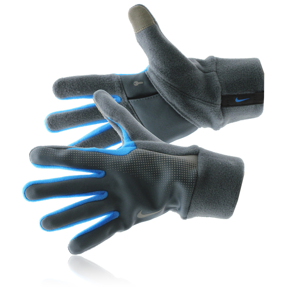 Nike Thermal Gloves: Nike Tech Thermal Running Gloves