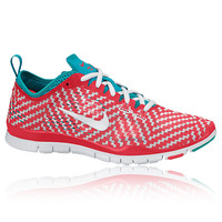 Nike Free 5.0 TR Fit 4 Print Women's Training Shoes - SU14