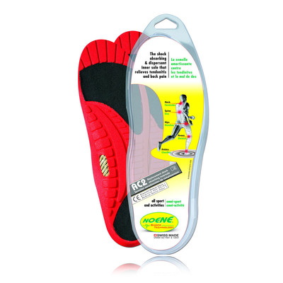 Noene Atlas Carbon Replacement Insoles picture 1