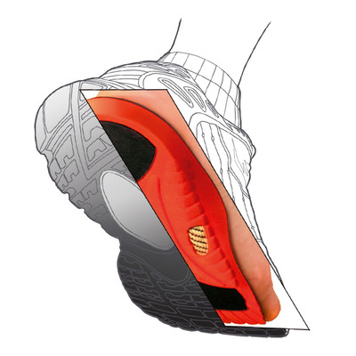 Noene Atlas Carbon Replacement Insoles picture 3