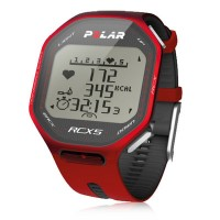 Polar RCX5 Bike Heart Rate Monitor Watch