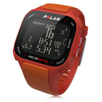 Polar RC3 GPS Watch with Altitude and Heart Rate Monitor