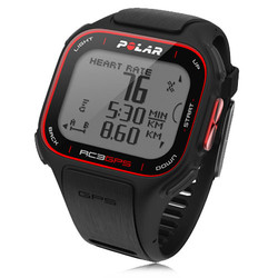 Polar RC3 GPS Heart Rate Monitor GPS Sports Watch With Altitude Sensor