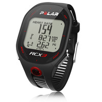 Polar RCX3 Bike Heart Rate Monitor Watch