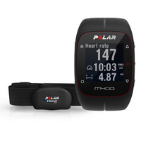 Polar M400 GPS Heart Rate Monitor Watch