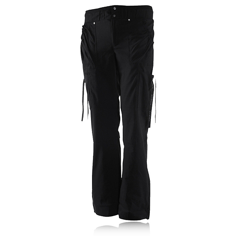 Pure Lime Lady Woven Cargo Workout Pants
