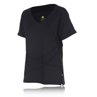 Pure Lime Divided Women's Running T-Shirt