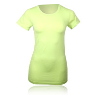 Pure Lime Lady Seamless T-Shirt