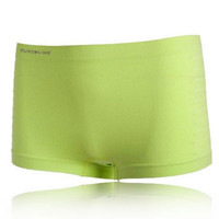Pure Lime Lady Seamless Hipsters
