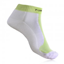 Pure Lime Lady Fitness Socks