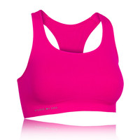 Pure Lime Seamless Women's Bra Top