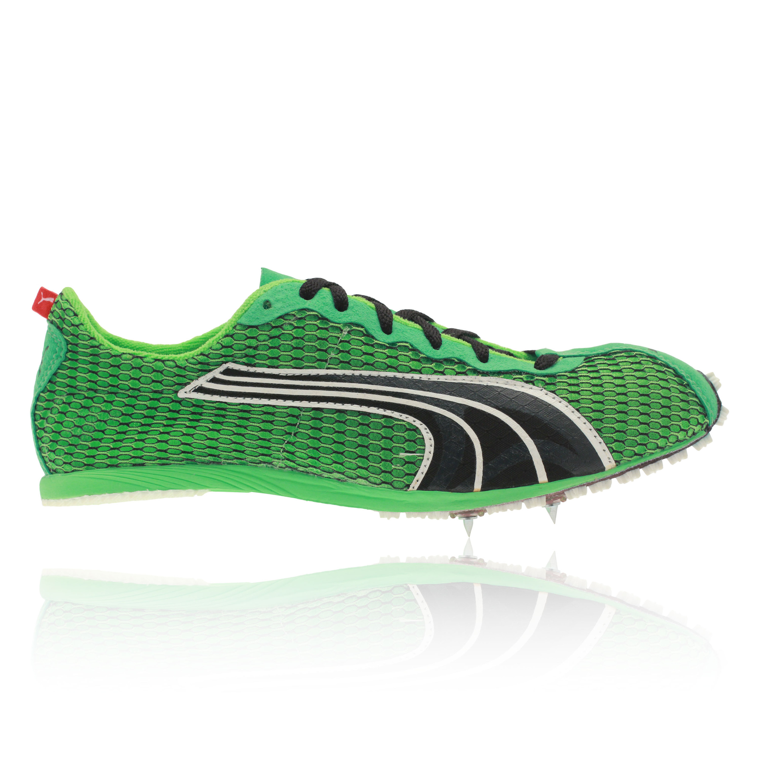 complete slx endspurt sprint mens green running