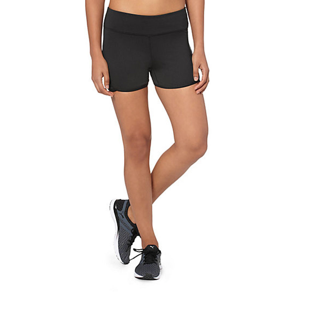 puma essentials damen shorts kurze laufhose jogging hose. Black Bedroom Furniture Sets. Home Design Ideas