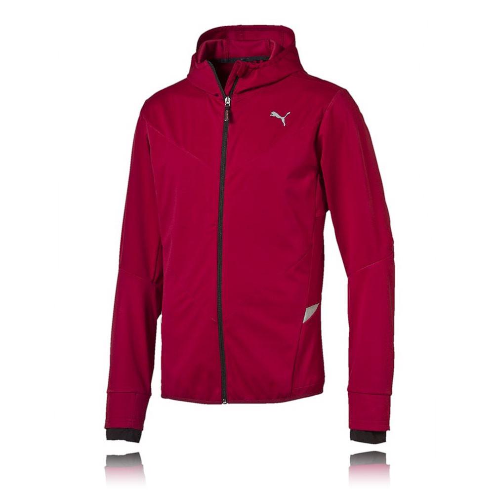 Puma Power Softshell Herren Warm Laufjacke Sport Jogging