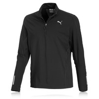 Puma PR Pure Core Half-Zip Long Sleeve Running Top
