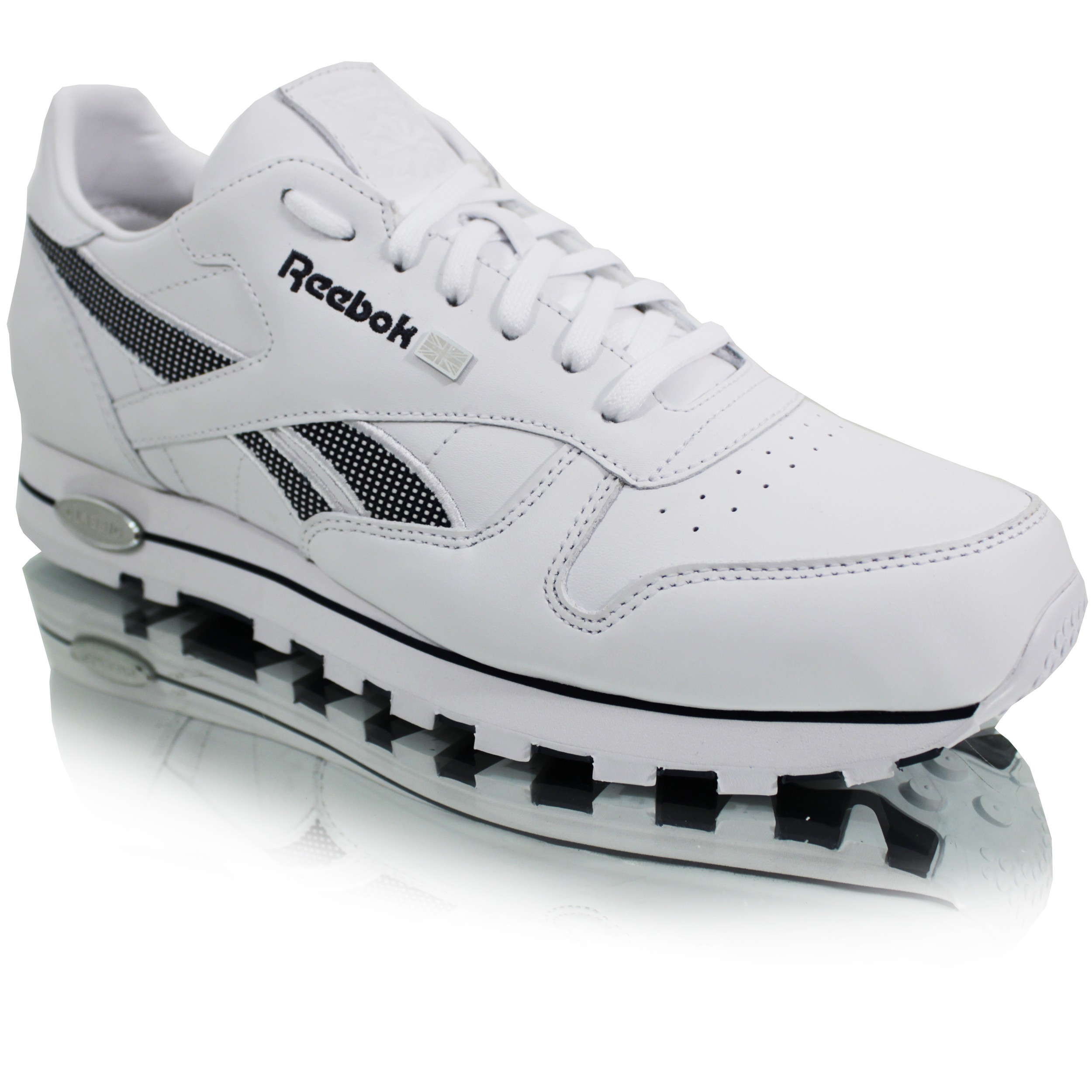 reebok classic leather leisure shoes 45