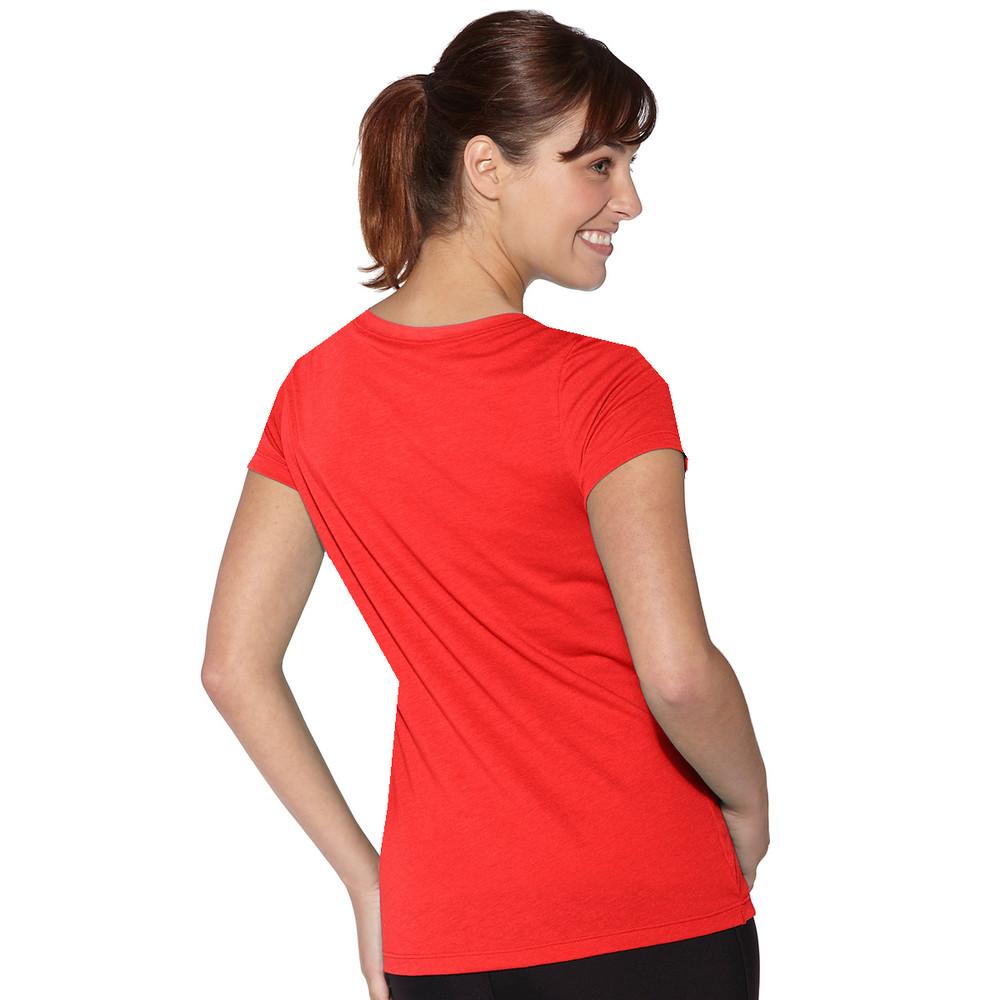 Reebok Lady Shapewear Short Sleeve T-Shirt