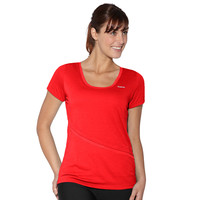Reebok Lady Shapewear Short Sleeve T-Shirt