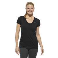 Reebok Lady ShapeWear Azeda Double Layer Short Sleeve T-Shirt