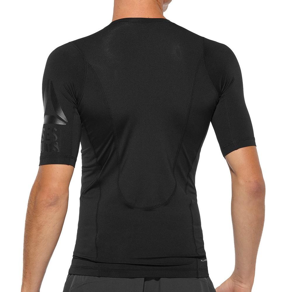 reebok compression shirt