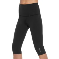 Reebok Lady Shapewear Lux Capri Running Tights