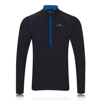 Ronhill Base Thermal 200 Half-Zip Long Sleeve Running Top