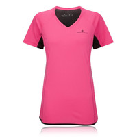 Ronhill Vizion Women's Short Sleeve Running T-Shirt