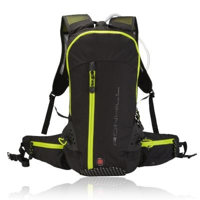 Ronhill-Vizion-20-Litre-Backpack-Sac-A-Dos-De-Course-A-Pied-Sac-De-Sport-Noir