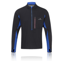 Ronhill Trail Cyclone Half Zip Long Sleeve Running Top