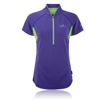 Ronhill Trail Women's Short Sleeve Half Zip T-Shirt