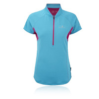 Ronhill Trail Women's Half-Zip Short Sleeve Running T-Shirt